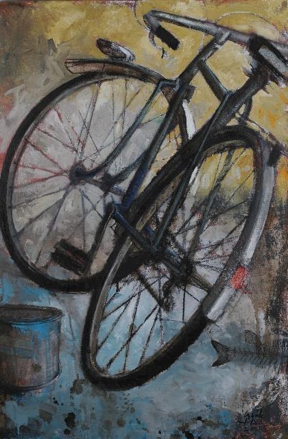 GAELE FLAO - vélo